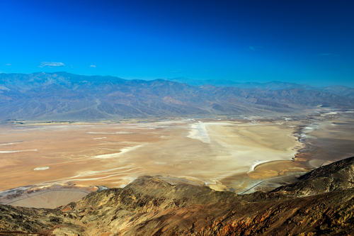 Dante's view - Death Valley - USA