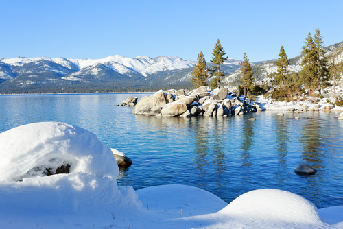Lake Tahoe - Sierra Nevada