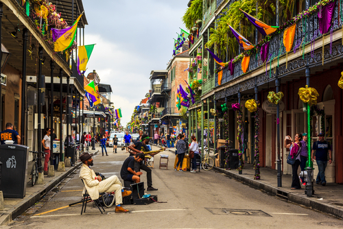 New Orleans-Louisiana-USA