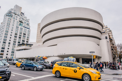 Comparison of the Met and Guggenheim