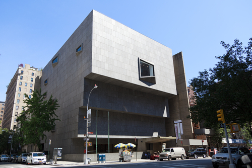 The Whitney Museum of American Art-New York-USA