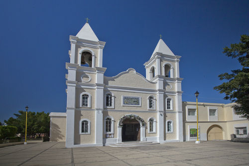 San José del Cabo Church-Messico