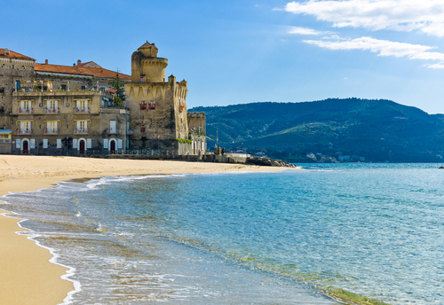 Livorna Italy Agriturismo Near Beach