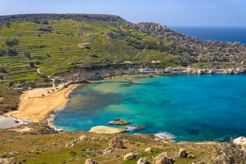 Le 5 Spiagge di Malta preferite dai turisti