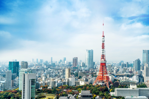 Tokyo Tower-Tokyo-Giappone