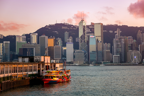 Star Ferry-Hong Kong