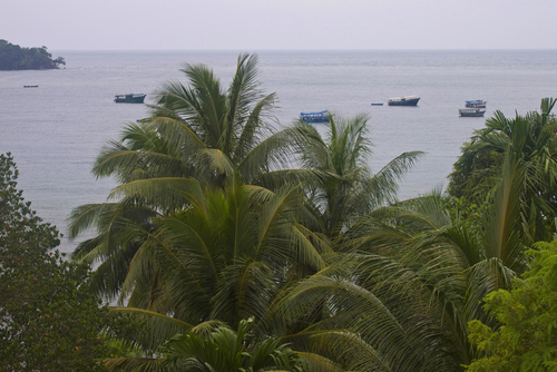 Port Blair-Isole Andamane