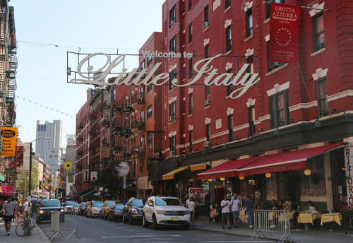 Little Italy-quartieri-Manhattan
