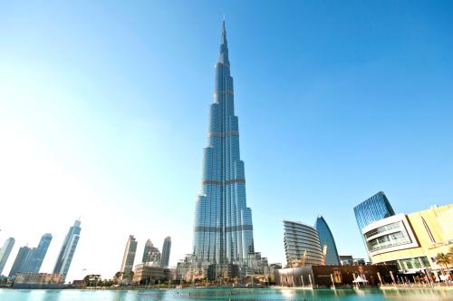 il grattacielo pi alto del mondo travel blog