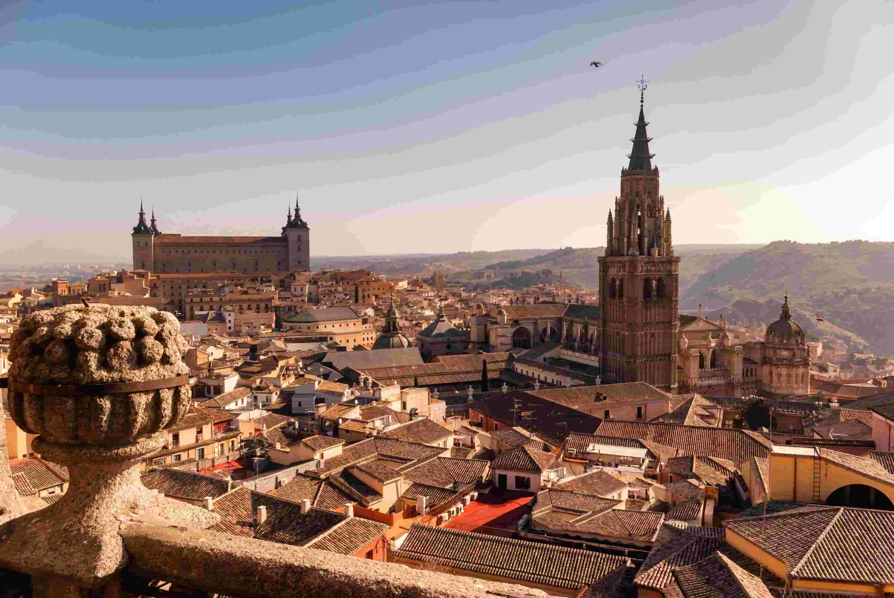 Cartina Spagna Toledo.Cosa Vedere A Toledo Guida Di Viaggio