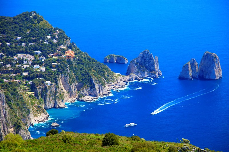 Vacanze a Capri: la guida di viaggio